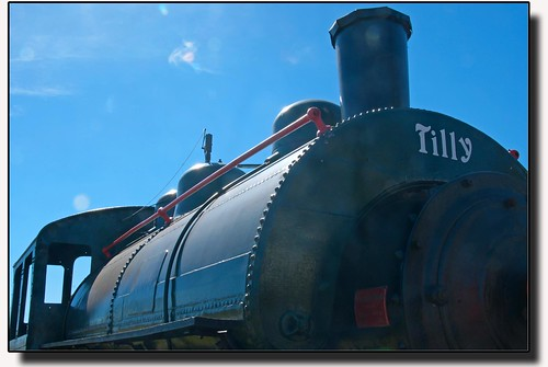 Tilly the Steam Engine