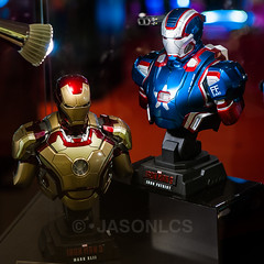 Iron Man 3 (2013) - 152 (jasonlcs2008) Tags: toy toys singapore ironman tony marvel stark hottoys 2013 2470mmf28g ironman3