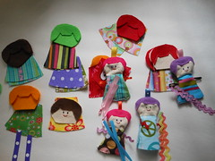 Crafting... (Cristali Designs) Tags: dolls handmade crafts working progress wip fabric crafting makingdoll cristali