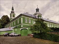 Мукачево, Украина, Свято-Николаевский монастырь