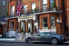 DB9 (sisco73) Tags: london martin londres supercar aston astonmartin supercars db9