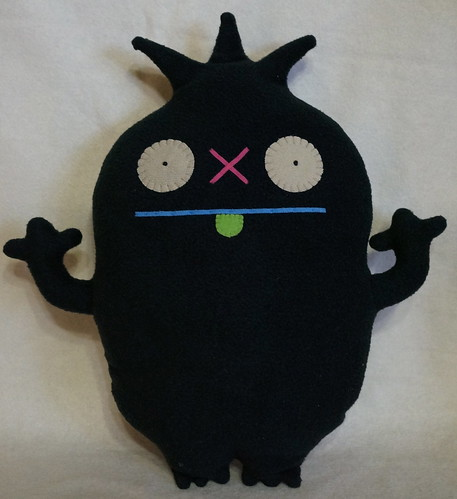 Uglydoll Handmade David Horvath and Sun Min - Nopy
