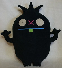 Uglydoll Handmade David Horvath and Sun Min - Nopy (jcwage) Tags: ice dragon handmade bat ox target sailor uglydoll poe uglydolls icebat babo jeero wage davidhorvath sunminkim sunmin trunko