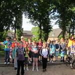 Schoolkamp groep 7 2013
