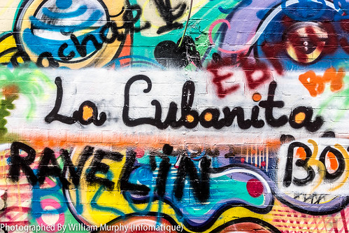 Dublin Street Art And Graffiti - Windmill Lane