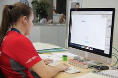 WSC2013_skill40_xx_148 (WorldSkills) Tags: canada leipzig competitor worldskills graphicdesigntechnology wsc2013 isabelleblanger