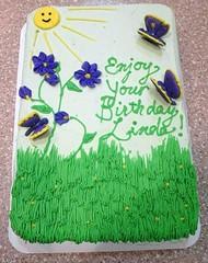 Butterfly cake by Jenni, RDU, NC, www.birthdaycakes4free.com
