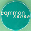 COMMON SENSE (Leo Reynolds) Tags: xleol30x squaredcircle badge button pin sqset097 canon eos 40d 0125sec f80 iso100 60mm grouppins groupbuttons groupbadges hpexif xx2013xx