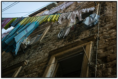 Laundry Day (Aaron Miller - Postcard Intellect) Tags: croatia laundry dubrovnik