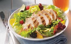 ChickenSalad (batemanshootsfood) Tags: chicken salad tea iced grilled