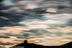Nacreous Clouds (alasdairturner) Tags: clouds antarctica nacreous