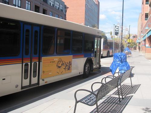Photo - Boulder Transit Center Area Improvements (Complete)