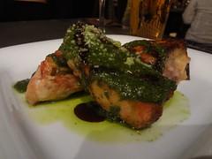Chicken a la Barcelona (TaylorLikesPictures) Tags: barcelona travel food chicken dinner spain europe resturant seasoning