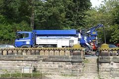 Scania R-SRS C Class  - JK Environmental & Sons Ltd - Recycling - EU07NCF (davidshrimpton60) Tags: recycling scaniar scaniarsrs jkenvironmentalsonsltd eu07ncf
