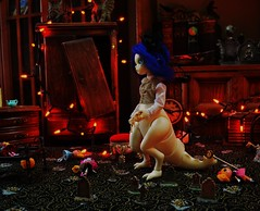We Play games (Lovemeunlovely) Tags: baby star ada doll alberta bjd chateau abjd dollzone