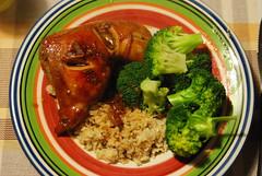 Picture of the Day - November 2, 2013 / Chicken (sitzmansitzman) Tags: food chicken asian tasty pollo