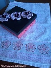 Caixa em MDF (Caldeirão do Artesanato) Tags: caixa mdf portatreco decoupagem artesanatoemmdf caixamultiuso decoupagemcomguardanapo artesanatocomdecoupagem