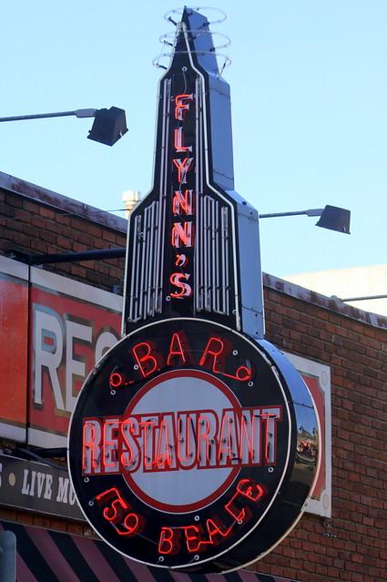 Flynn's Restaurant - Beale St.