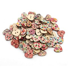 BUTTONS 3 (Crafty Brid Me) Tags: original woman cute colors beautiful collage set scrapbook mexico nice mixed pretty ship heart handmade buttons sewing creative craft tools dot holes rings worldwide needle supplies package item multicolor stitcher