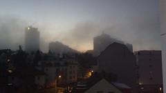 2013-11-12-0132.jpg (mainstrand) Tags: nebel frankfurt strasse wolken morgen lichter huser frankfurtsachsenhausen herbstwetter sachsenhuserberg