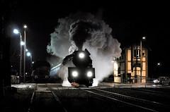 Morning Commute (Kingmoor Klickr) Tags: poland commutertrain poznan wolsztyn ol49 77325 wolsztynexperience mainlinesteam ol4959