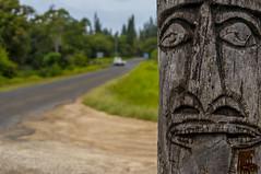 Kanak Totem - Pine Island (p.sebastien) Tags: ocean new pine island pacific south ile totem pins caledonia colony sud bagnard oceania penal kanak pacifique bagne oceanie