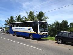 photo 7/365/2014-HI 326 Fiji Searoad Service Vatuwaqa (bhaskarroo) Tags: bus fiji suva hino laksana pattersons searoad vatuwaqa hi326