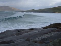Atlantic swell, Nisabost, West Harris - Matthew Smith