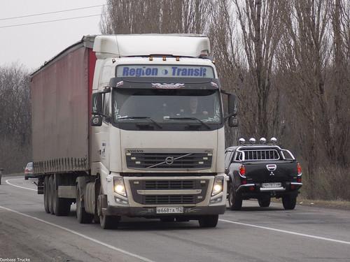 Volvo Fh 'Region Transit' (RUS)