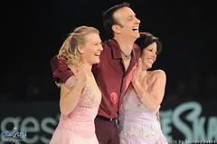 Rosalynn Sumners, Brian Boitano & Linda Fratianne