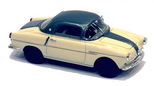 Matrix Fiat 600 coupé Viotti