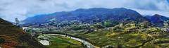 Valley Villages at Sapa (Caesda) Tags: vietnam hdr sapa 2014 caesda