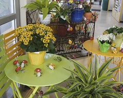 A few patio items can accent your garden with style! (westerngardens.com) Tags: gardenfurniture patiofurniture outdoorfurniture westerngardencentersinutah