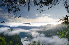 Looking (mikeyt25) Tags: sky cloud mountain tree peru grass machu picchu america sunrise south hill