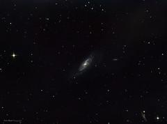 M106 (Suqar) Tags: astro markus astronomie m106 bachl bachlmarkus markusbachl wwwmarkusbachlcom markusbachlcom