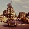 PARIS 1974 (streamer020nl) Tags: paris france 1974 frankreich slide demolition dia scan frankrijk peugeot parijs halles sloop afbraak