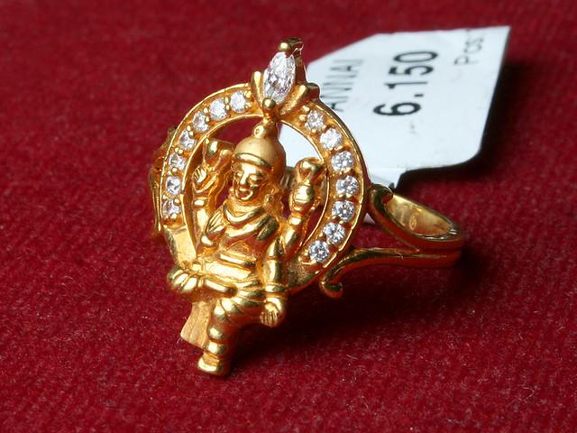 SREE ANNAI JEWELS Divine finger rings