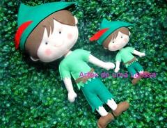 Peter Pan (Artes de uma Larissa) Tags: feitoàmão peterpan infantil criança feltro aniversário decoração menino peterpanparty contodefadas festapeterpan decoraçãodefestadeaniversário