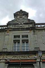 2014.03.30.033 LANGRES - La Poste (alainmichot93) Tags: france architecture rue immeuble 2014 hautemarne langres champagneardennes