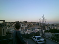 Amman, Jordan (LarrynJill) Tags: travel sunset vacation water heidi evening middleeast jordan deadsea 2014