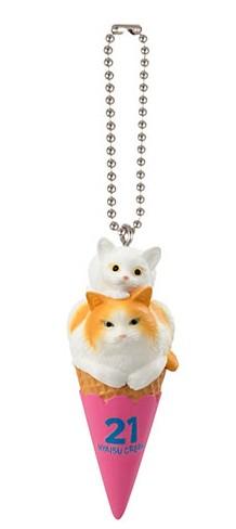 新菜色登場!「貓」主題咖啡館療鬱吊飾第3彈!