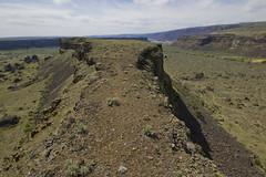 umatilla rock - top - south (russell elbert) Tags: umatillarock
