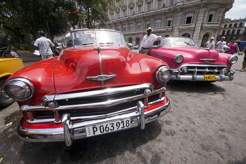 Cuba & Vintage Cars