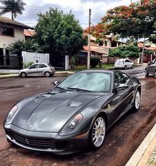 Ferrari 599 GTB Fiorano (Joo Paulo Fotografias) Tags: ferrari gtb 599 fiorano