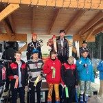 Sun Peaks Teck Okanagan Zone U14 GS - Men's U14 Podium on Sunday - 1 APPLEGATH, Liam (Sun Peaks Alpine Club); 2 VAN SOEST, Gerrit (Vernon Ski Club); 3 ATHANS, Isaac (Apex Ski Club)
