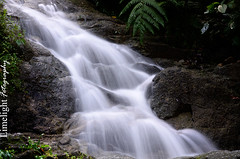 Kanching Waterfall (Limelight Fotography) Tags: tourism water waterfall stream malaysia slowshutter kualalumpur kl outing kanching