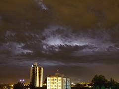 (IgorCamacho) Tags: light summer brazil sky storm nature paran weather brasil night clouds raios natureza cu southern cielo nubes tormenta nuvens noite vero luzes lightning tempo thunder sul temporal severe tempestade severo
