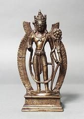 The Bodhisattva Padmapani LACMA M.75.4.7 (Fæ) Tags: california usa losangeles wikimediacommons imagesfromlacmauploadedbyfæ sculpturesfromindiainthelosangelescountymuseumofart