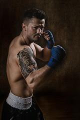 Gladiator Fight Club (daFredl) Tags: portrait club training fight kickboxing fightclub gladiator muaithai kickboxer ingolstadt gladiatorfightclub