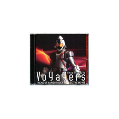 土屋アンナ:Voyagers(通常盤)